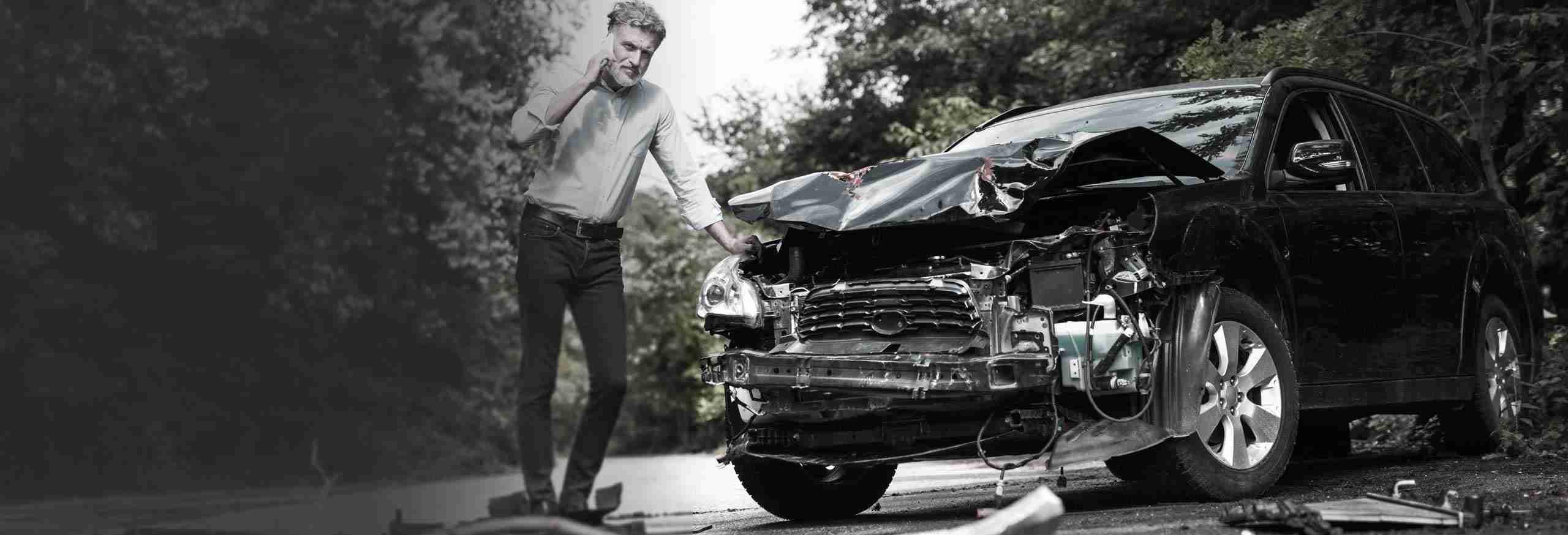 Noi compriamo auto incidentate